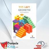 Supara Yks 1.ve 2.oturum Tyt Ayt Geometri Soru Bankası