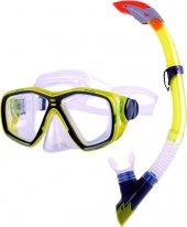 Tempered Pro Maske Snorkel Seti 33823atss