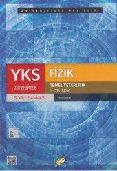 Fdd Yks 1.oturum Tyt Fizik Soru Bankası