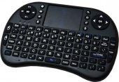 2.4g Mini Işıklı Kablosuz Touchpad Wirelees Klavye...