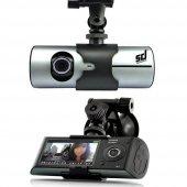 Araç İçi Kamera Gps Li Gece Görüşlü Çift Kameralı 2,7 İnç