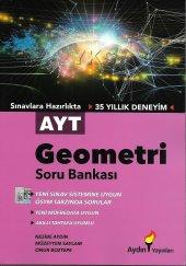2019 Aydın Yayınları Yks Ayt Geometri Soru Bankası