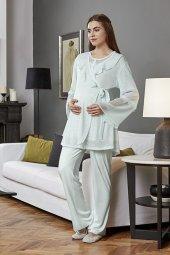 Eros Lohusa Giyim 3lü Takım Esk0218y0370mint
