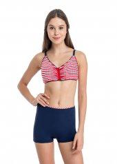 Dagi Luplu Şortlu Bikini Takımı B0118y0369kır