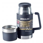 Stanley 24oz Master Vac Fj Foundry Black Eu As1002894002