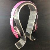 Kulaklık Standı Pleksi