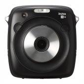 Fujifilm Instax Kare Sq10 Siyah Fotoğraf Makinesi
