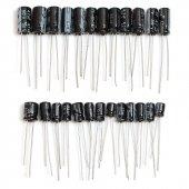 0.1uf 50v Elektrolitik Kondansatör (Kapasitör)