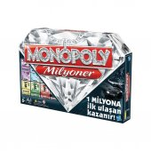 Hasbro Monopoly Milyoner Türkçe Yeni 2018