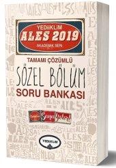 Yediiklim Yayınları 2019 Ales Tamamı Çözümlü Sayısal Bölüm