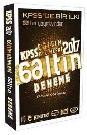 Benim Hocam Yayınları 2017 Kpss Eğitim Bilimleri Tamamı Çözümlü