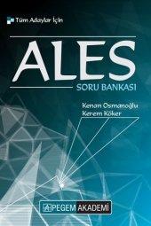 Pegem Yayınları Ales Tüm Adaylar İçin Soru Bankası