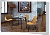 Madrid Mutfak Masa Sandalye Takımı
