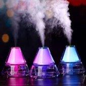 Iceberg Gece Lambası Hava Nemlendirici Buhar Makinası