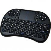 2.4g Mini Kablosuz Touchpad Wirelees Klavye