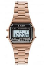 Comwatch Dijital Unisex Kol Saati Çelik Kordon