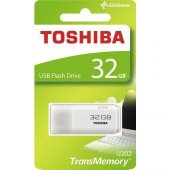 Toshiba 32gb Usb Bellek Flash Bellek Beyaz