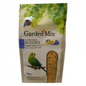 Gardenmix Platin Seri Soyulmuş Muhabbet Kuş Yemi 400 Gr (5 Adet