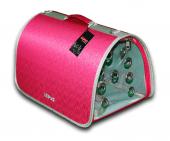 Lepus Flybag Kedi Köpek Taşıma Çantası 25*25*40 Cm Pembe