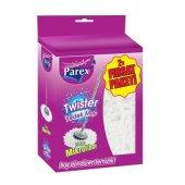 Parex Twister Yedek Mop Paspas 2li Fırsat Paketi