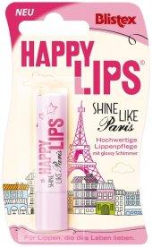 Blistex Happy Lips Paris Lip Balm 3.7 Gr