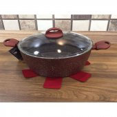 Kitchen Love 30 Cm Granit Tencere