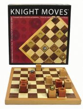 Knıght Moves Zeka Oyunu