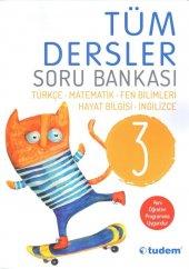 Tudem Yayınları 3. Sınıf Tüm Dersler Soru Bankası...
