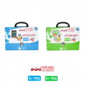 Miniyup 5 6 Yaş Eğitim Seti Paketi
