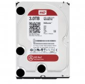 Wd 3 Tb 5400rpm 64mb Sata3 Red Nas (Wd30efrx)