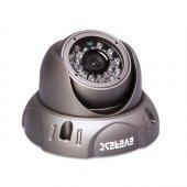Everest Sfr 608 Sony Effio Ccd Sensör 6mm 700 Tvl Dome 23 Ledli Osd Menü Güvenlik Kamerası