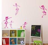 çocuk Odası Duvar Sticker El İzi 30 Adet