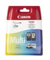 Canon Pg 540 Cl 541 Multipack Mürekkep Kartuş 5225b006 Can22356