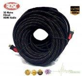 Rose 30 Metre Hdmı Kablo Filtreli+örgülü Full Hd 1080p