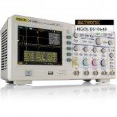 Ds 1064b 4 Kanal 60 Mhz Rigol Dıjıtal Hafızalı Osıloskop