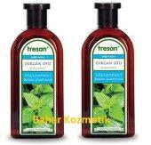 Tresan Yağlı Saçlar Isırgan Otlu Güçlendirici Bakım Şampuan 2 Ad