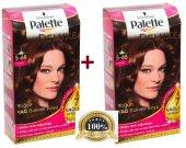 Palette Deluxe 5.68 Kestane Saç Boyası 2 Adet