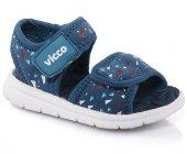 Vicco Erkek Kız 333.18y.335 Yumuşak Taban Çocuk Sandalet Ayakkabı