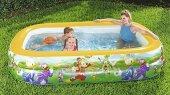 Bestway 91008 Büyük Boy Şişme Aile Havuzu (262x175x51 Cm) Disney