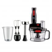 Fakir Mr.chef Quadro 1000 W Blender Seti