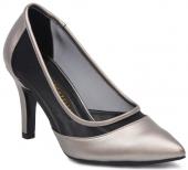Gedikpaşalı 8ka162 Platin Bayan Ayakkabı Bayan Klasik