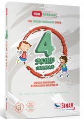 4.sınıf Tüm Dersler Soru Bankası Sınav Yayınları