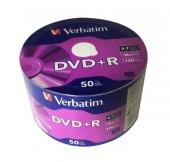 Verbatim Dvd+r 1 Paket 50 Adet