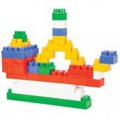 Pilsan Master Bloklar 52 Parça Eğitici Lego Çocuk Oyuncağı Yapboz