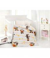 Altınbaşak Bebek Uyku Seti Crf.kuzucuk Oranj