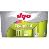 Dyo Dyoplast Plastik İç Cephe Boyası 2.5 Lt (Tüm Renkler)
