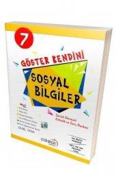 7.sınıf Sosyal Bilgiler Soru Bankası Çalışkan Yayınları