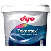Dyo Teknotex Dış Cephe Boyası 15 Lt (Tüm Renkler)