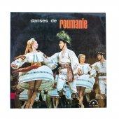 Plak Danses De Roumanie 33 Lük