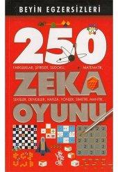 250 Zeka Oyunu Beyin Egzersizleri 1